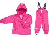 Непромокаемый  костюм для девочек Германия