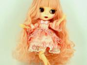 Кукла Блайз Blythe нежная златовласка новая