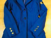 Шерстяное пальто Liu-Jo