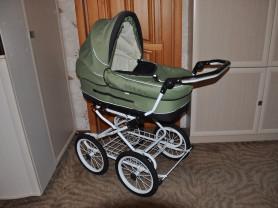 Большая коляска люлька LittleTrek (Литтл Трек)