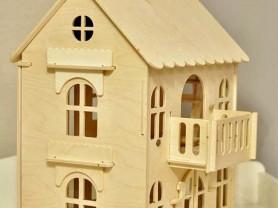 Лучший подарок для девочки к 8 Марта!Кукольный дом