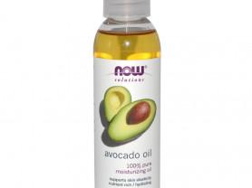 Натуральное масло авокадо, Now Foods, США