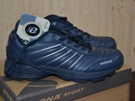 новые кроссовки Bona нат кожа р 40