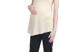 Блуза без рукавов для беременных новая с этикеткам