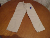 Новые льняные брюки Mothercare
