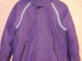 Куртка мембранная на 116 см .