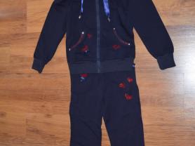 Modalora Темно-синий спортивный костюм новый
