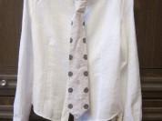 Новые рубашка, блузка 146-152р-р