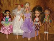 Куклы Барби, Братц и другие