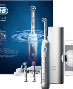 Зубная щетка ORAL-B Genius White 8000 D701.535.5XC
