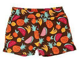 Crazy 8 шорты с фруктами 3года