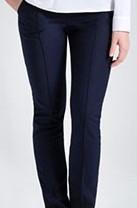 брюки школьные новые, синий цвет