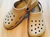 Новые летние кроксы тапочки сабо crocs