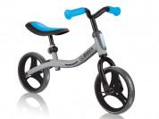 Беговел Globber Go Bike серо-голубой