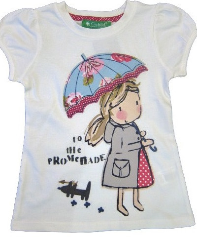 Рисунки на футболку для девочек.