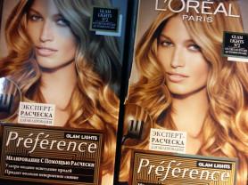 Loreal Preference краска для волос мелирование