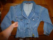 куртка джинсовая р.М