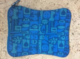 Дизайнерская яркая сумка для ноутбука