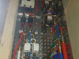 Монтаж водопроводных и отопительных систем