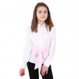 Блуза Adelina (розовый бант) B048147 от Timbo
