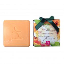 Натуральное мыло с добавлением абрикосового масла, 100 гр.