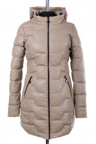 Куртка демисезонная (Синтепон 200) Эко-кожа