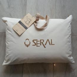 Подушка Seral из 100% верблюжьей шерсти 50х70 см