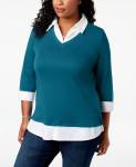 Karen Scott  Plus Size