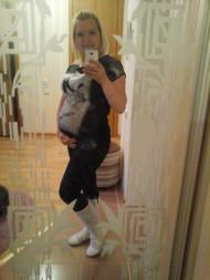 Фото 25 недели беременности