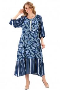 Платье артикул 5-030 цвет 278