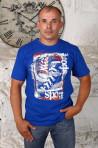 Мужская футболка с принтом (модель: М-2) НОВИНКА!