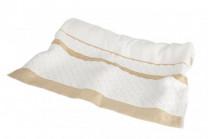 ZEN Полотенце для ванной 50х80 см (100% хлопок)