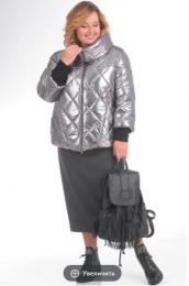 Куртки Модель 631 серебристый Pretty      Производитель: Pre