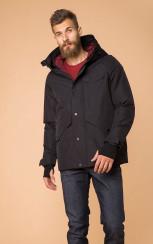 Теплая водоотталкивающая куртка с капюшоном MR 102 1695 0819