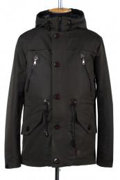 06-0256 Куртка мужская демисезонная (синтепон 80) Плащевка Х
