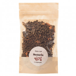 Иван чай Nectaria с корицей. 50 гр