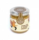 Крем-мед с грецким орехом 220 мл