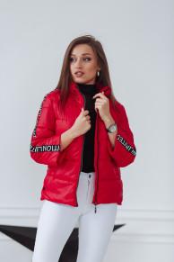 Куртка женская демисезонная 22280 (красный)