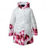 Пальто демисезонное для девочки Мэри Disvey (Беларусь)
