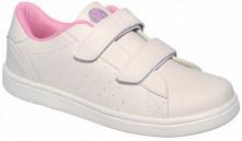 Кроссовки Зебра 12468-2-9 белый-розовый (меняет цвет)