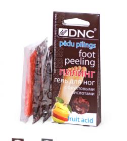 Гель для ног с фруктовыми кислотами DNC