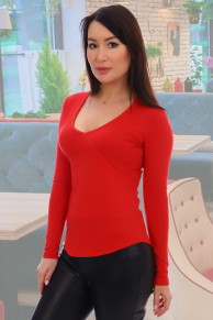 Блузка 10458
