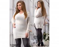 Элегантный свитер - 12991