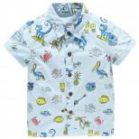 Рубашка  для мальчика Jumping Beans