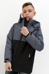 Куртка детская для мальчиков Roy серый