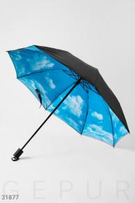 Зонт с ярким рисунком