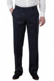 Брюки мужские классические Костюмная ткань Navy