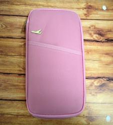 Многофункциональный чехол для путешествий Бледно-Розовый