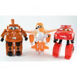 Набор игрушек из мультика Тачки (3 шт)