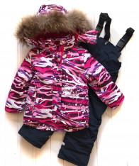 Reimo, комплект зимний для девочки